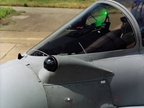Eurofighter Infra Red Search & Track (IRST)